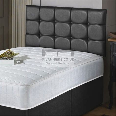 futon beds with mattress included westbury quilted divan bed with quilted memory foam coil