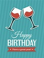 Cheers! Happy Birthday Card   Birthday & Greeting Cards by ...