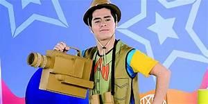 Javier Ramírez en la versión latina del programa 'Hi