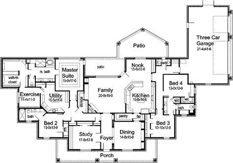 Bedroom Floor Exercises by Floorplan Utility Room Doubles As Craft Room