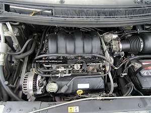 2001 Ford Windstar Lx Mini Passenger Van 4