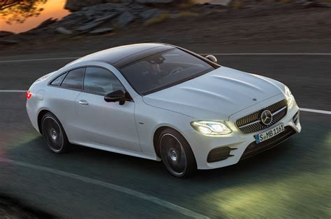 mercedes classic new mercedes e class coupe revealed latest two door on