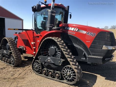Case IH 450 ROW TRACK Articulated 4WD Tractors for Sale ...