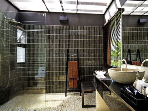 deco salle de bain nature salle de bain de luxe italienne
