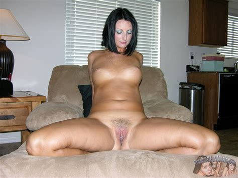 Amateur Goth Stormy Spreading Her Ass And Pussy Wide