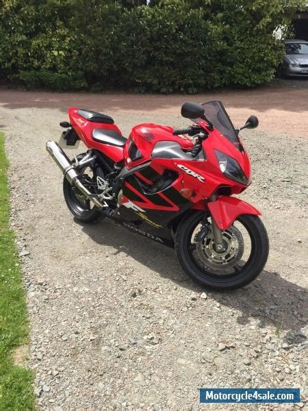 honda cbr 600cc 2002 honda cbr600fs 2 for sale in united kingdom