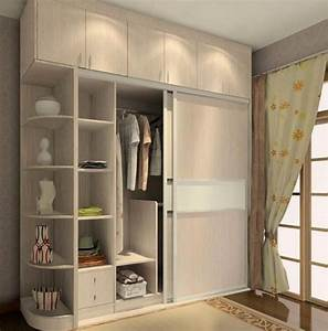 Bedroom wardrobe designs for small bedrooms images 07 for Small wardrobe designs