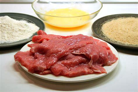 cuisiner escalope de veau escalopes milanaises de mamie sylvie cooking mumu