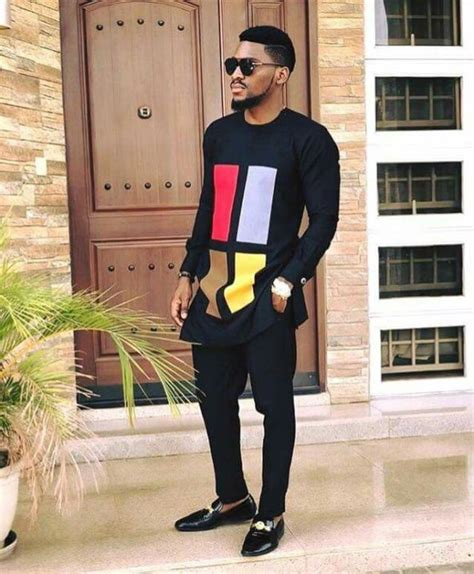 Latest Nigerian Native Attire Styles For Men 2019 Campus