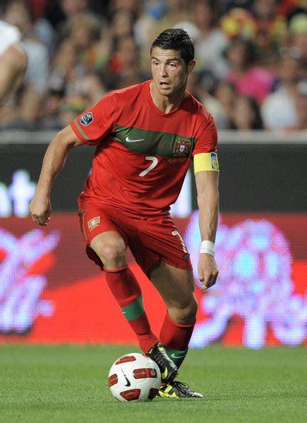 football players cristiano ronaldo top football star