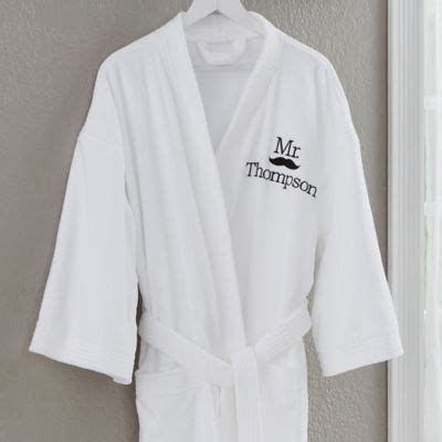 Bed Bath And Beyond Robes by Quot Mr Quot Better Together Embroidered Robe Bed Bath Beyond