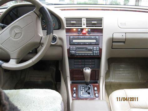 1998 c230 imperial mercedes