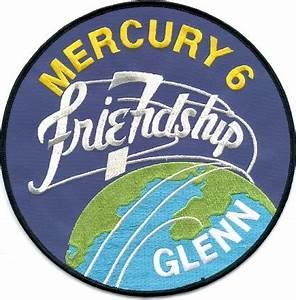 Code 3 NASA Friendship 7 Mercury John Glenn Space Capsule ...