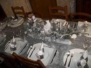 Decoration De Noel Table : deco de table noel ambition fille ~ Melissatoandfro.com Idées de Décoration