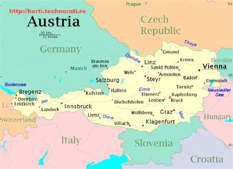 Harta Germania