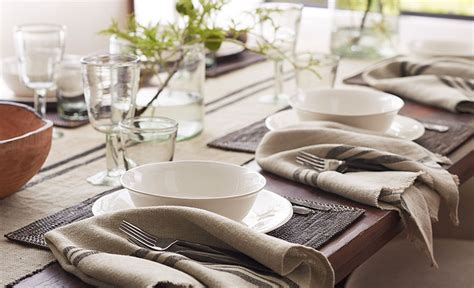 rooms to go dining sets 6 dining room table setting secrets pottery barn