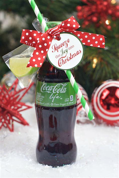 coca cola christmas gift ideas fun squared