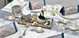 Tischdeko Konfirmation Junge : tischdekoration in grau blau mit fisch kaufen tischdeko shop ~ Orissabook.com Haus und Dekorationen