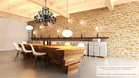 plan cuisine design galerie architecture d 39 intérieur ecole supérieure d 39 arts appliques d 39 aquitaine