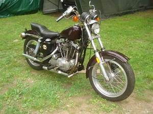 76 Harley Davidson Sportster For Sale In Huntington  Connecticut Classified