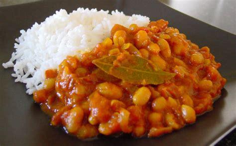 cuisiner les haricots coco curry de haricots blancs façon rougail graine de cardamome