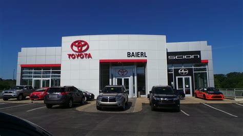 toyota dealership deals toyota dealership cranberry twp pa used cars baierl toyota