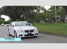 2014 BMW 528i Test Drive in South Florida Braman BMW