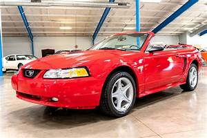 1999 Ford Mustang 2dr Convertible Gt For Sale in Salem, Ohio | Old Car Online