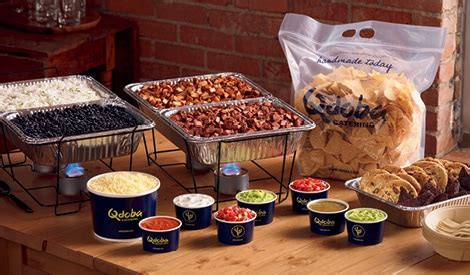 qdoba catering prices menu  catering menu prices