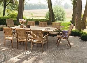 queen39s garden york gartenmobelprogramm teakholz online With katzennetz balkon mit queens garden möbel