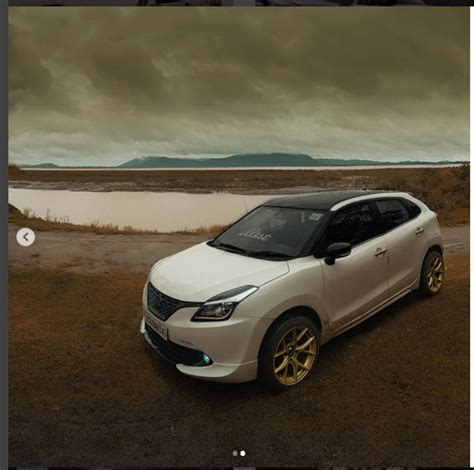 Modified Suzuki Baleno Pictures by Maruti Suzuki Baleno 5 Modified Exles From Around India