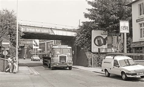Bygone Luton | Well, not quite, although little now ...