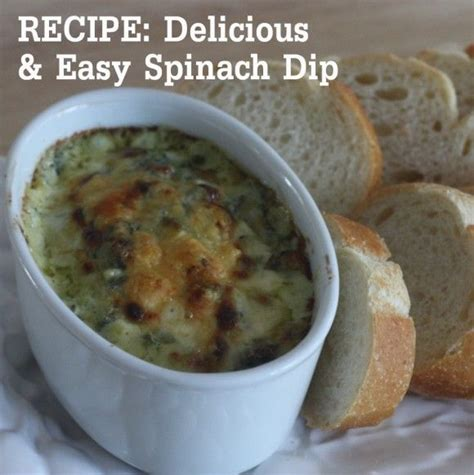 delicious easy dips delicious spinach dip great for entertaining entertaining recipe dip party food recipes