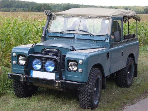 land rover series 3 custom land rover series history photos on better parts ltd
