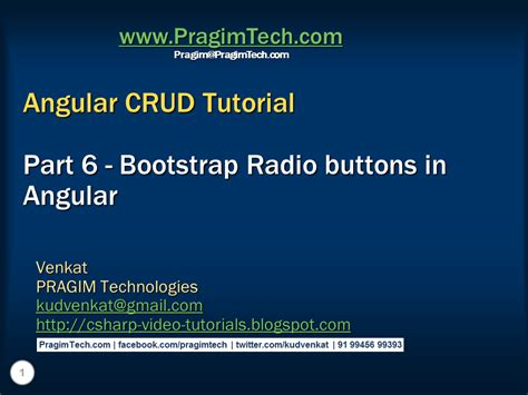 sql server net and c video tutorial bootstrap radio