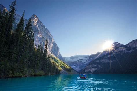 Lake Louise Banff Tourism