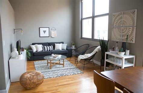 salon gris et blanc d 233 coration d int 233 rieur clem around the corner