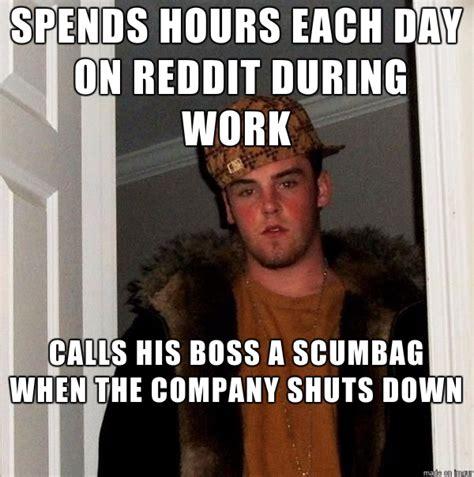 Bad Boss Meme - in response to the bad guy boss meme from yesterday meme guy