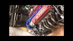 Jdm Honda Prelude Bb6 H22a Type S Vtec Engine  5 Speed