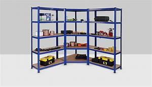 Etagere En Fer Pour Garage : etagere rangement garage table de lit ~ Edinachiropracticcenter.com Idées de Décoration