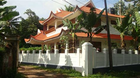 elevation 0148 kerala home elevations in 2019 house