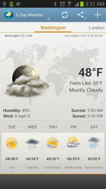 Htc виджет погоды андроид