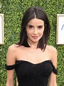 MIKAELA HOOVER at CW Network's Fall Launch in Burbank 10 ...