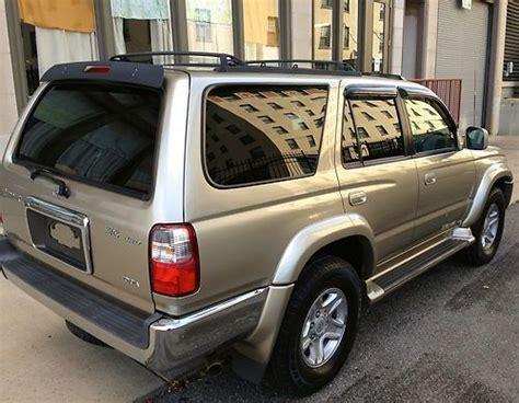 automobile air conditioning repair 2002 toyota 4runner transmission control sell used 2002 toyota 4runner sr5 quot one owner quot only 98k leather sunroof quot like new quot in saint clair