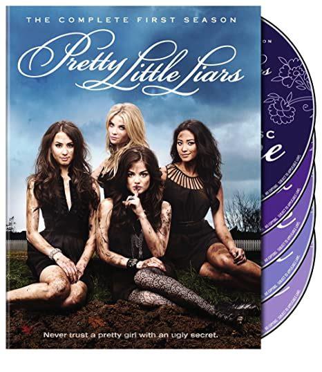 Amazon.com: Pretty Little Liars: Season 1: Holly Marie ...