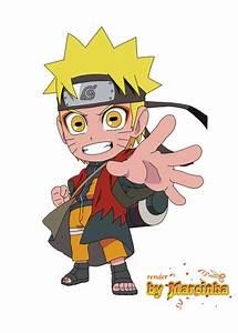 Render Chibi Naruto Sennin by Marcinha20 on DeviantArt