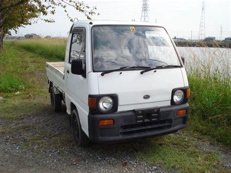subaru sambar truck subaru sambar truck 4wd std 1992 used for sale