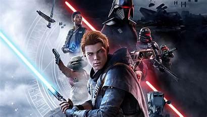 Jedi Fallen Wars Order Star Wallpapers Games