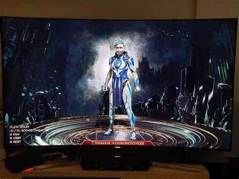 Frost Possibly Revealed In Latest Mortal Kombat 11 Image