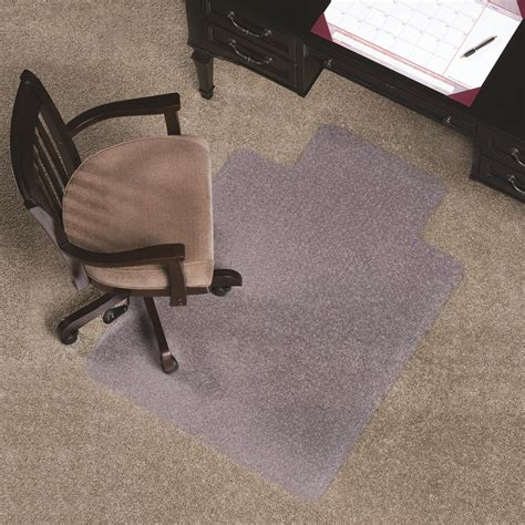 Desk Chair Mat For Carpet Staples by Staples Medium Pile Carpet Chair Mat Lip Ebay
